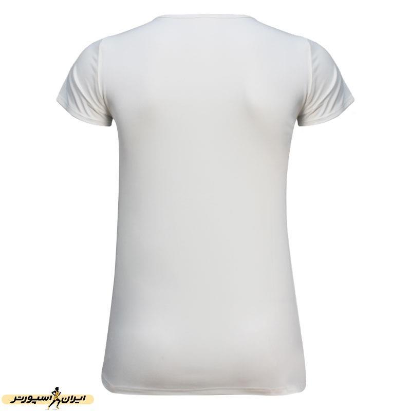 تیشرت زنانه طرح نایکی درای فیت|سفید