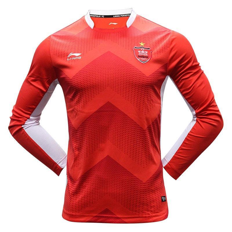 پیراهن فوتبال تیم پرسپولیس لی نینگ پلیر فصل ۹۸-۹۷